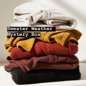 Sweater Weather Mystery Box